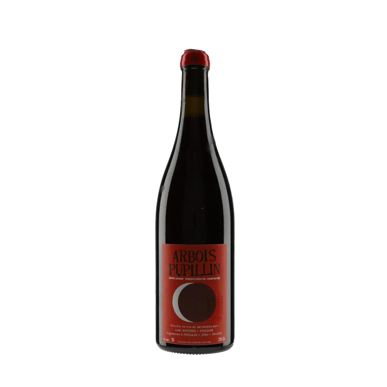 Arbois Pousard Houillon vino jura natural santander